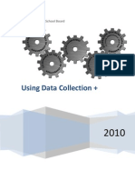 Data Collection Teachers Guide