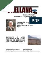 Orellana Digital 20