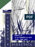 Ciencia 32