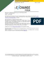 Wiederherstellung Von Exchange 2003