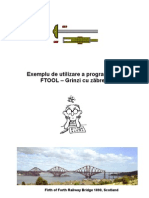 Manual FTOOLL_Exemplu Grinzi Cu Zabrele