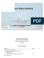 Project Status Briefing
