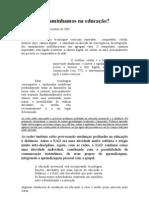 Exercício Formatação de Texto