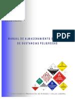 Manual de almacenamiento seguro de sustancias químicas peligrosas