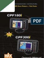 CPF180i & CPF300i V16.01 Owner's Manual
