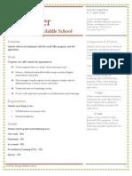 syllabus 2011-2012