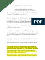 Les normes comptables internationales et la crise financière