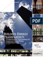 IMT-Building Energy Transparency Report