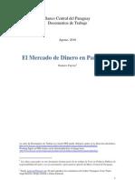 El Mercado de Dinero en Paraguay - BCP - Portal Guarani