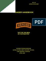 U.S. Army Ranger Handbook SH 21-76
