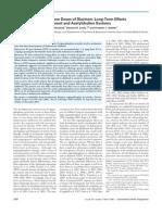 Neonatal Exposure to Low Doses of Diazinon