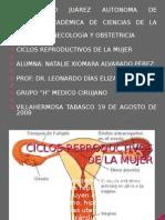 Ciclos Reproductivos de La Mujer2