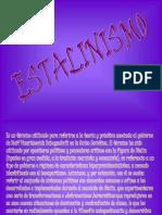 estalinismo