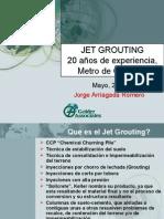 Jet Grouting Presentation Mayo 2010 Golder