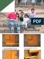 Proyecto Cocinas Ecologicas