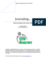 Journal Ing - What It is and Why Do It - And Healthy