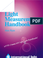 Light Measurement Handbook 1997