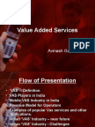 Value Added Services 1