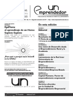 Edición 13 UN Emprendedor