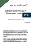 Fraude en el ataque al pentágono 11-S