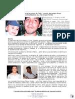Resena Caso del Asesinato de Carlos Eduardo Mazariegos y su pequeño hijo el 9 de agosto 2009