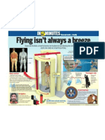 Flying isn't always a breeze