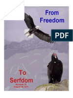 From Freedom to Serfdom Rev_19