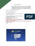 Laporan Upload Website