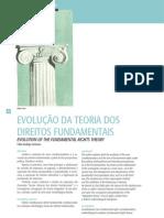 evolução da teoria dos direitos fundamentais- Fabio Victorino