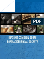 Info Formacion Inicial Docente Chile