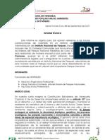 Informe Tecnico Sobre Construcciones de Viviendas en El PN Medanos de Coro[1]