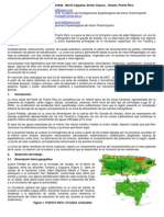 Geoespeleologia y Climatologia de Cueva Perdida. Parte I