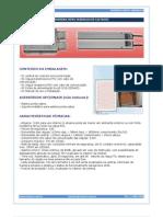 Barreira Infra-Vermelho 120 Feixes Sensor Qualyton