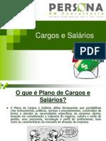 Cargos e Salarios