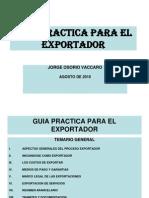 Guía Práctica para el exportador