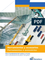 Tarifa Gama Completa de Herramientas y Accesorios