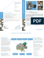 Steam Turbine Datasheet