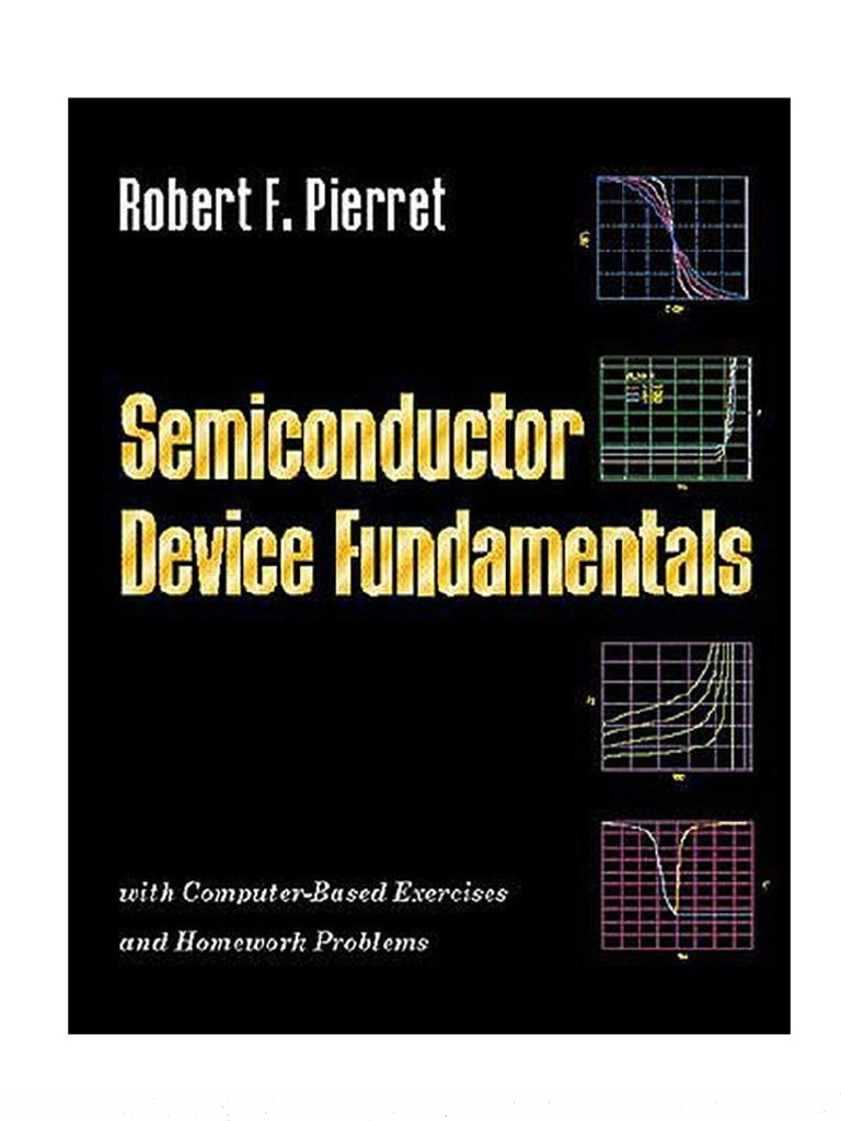 semiconductor device fundamentals  2nd edition   by robert Test Bank Solutions Manual Managning Information for Technology Solution Manual