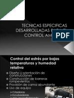 6.- Control Ambiental