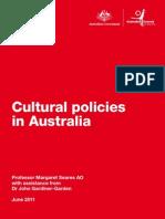 Cultural Policies in Australia