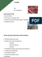 3. Alat Transport Fluida
