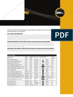 Dell PDU Basic Brochure Style Specification Sheet