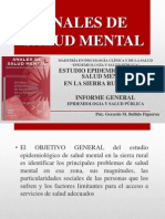 Anales de Salud Mental Sierra Rural 2008
