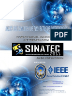 Bases de Concurso  de Proyectos SINATEC 2011