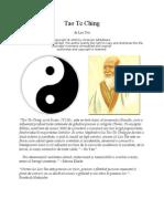 Tao Te Ching (în română) – Cartea despre Cale și Virtute
