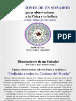 Disertaciones de Un Soñador (Física Cuántica)