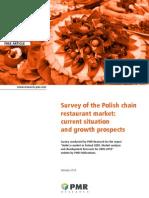 Polish Chain Restaurant Market