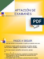 examenes adaptados