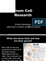 A Christian perspective on stem cells