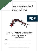 Soft c Dictionary Workbook - Edition 3 2008
